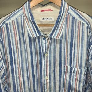 Tommy Bahama Button Down Shirt Mens Size 3XL